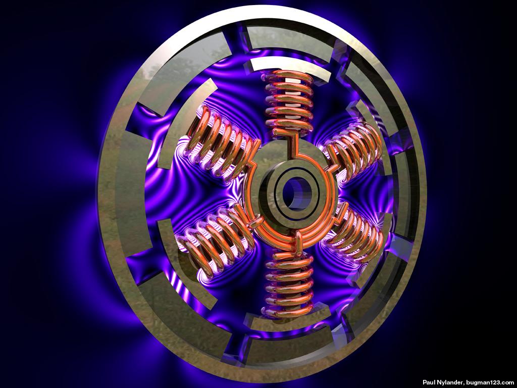Pembuatan Magnet Dengan Cara Elektromagnet Secara Tepat Ditunjukkan Oleh Gambar - Membuat Itu